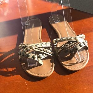 Classified sandals